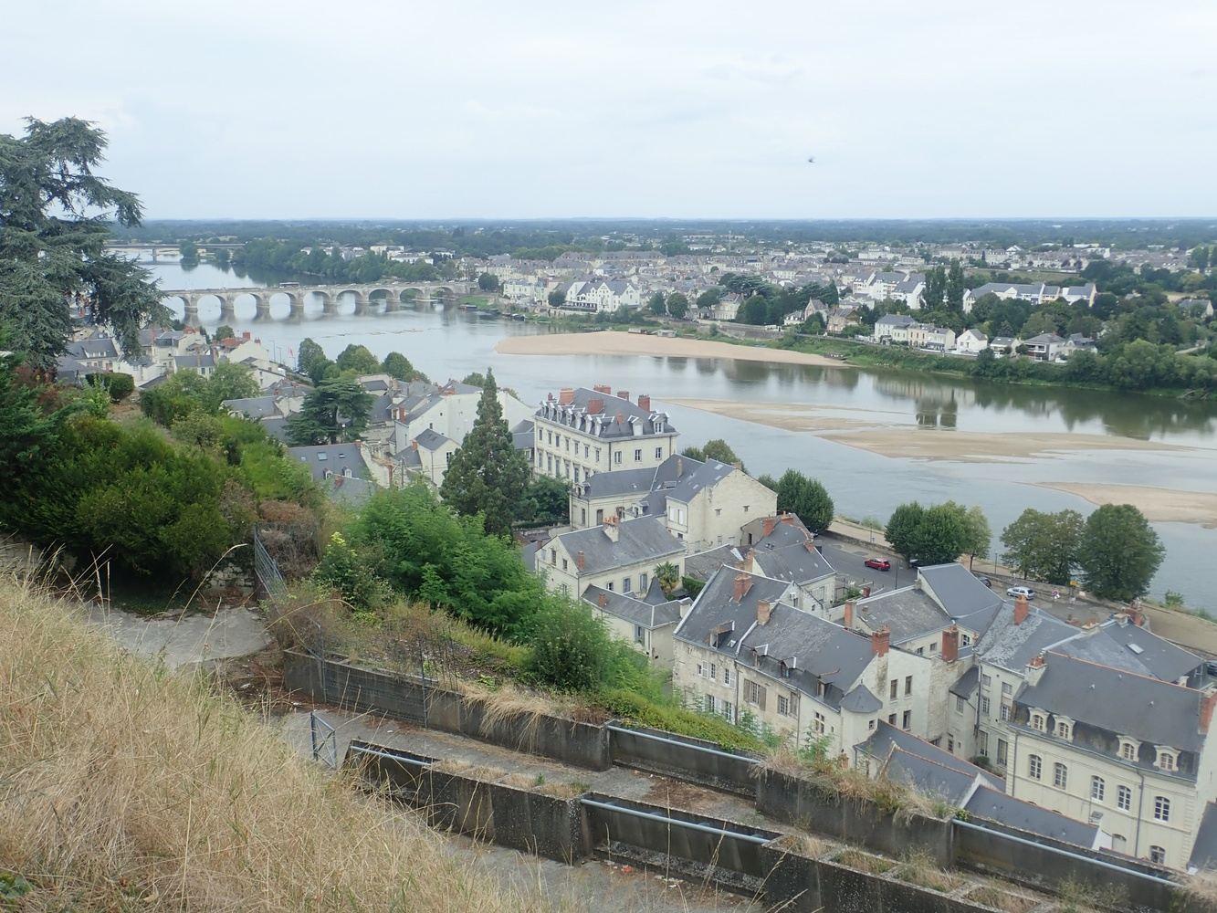 Lyon - Orléans à vélo : Routes campagnardes en Haute Loire