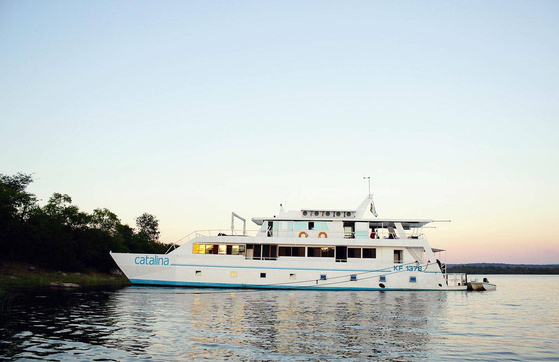 Houseboat Safari - Lake Kariba