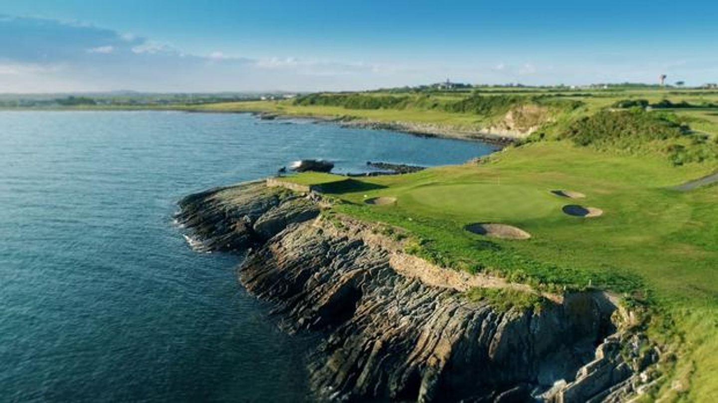Northern Ireland: County Down Golf Classic 2021