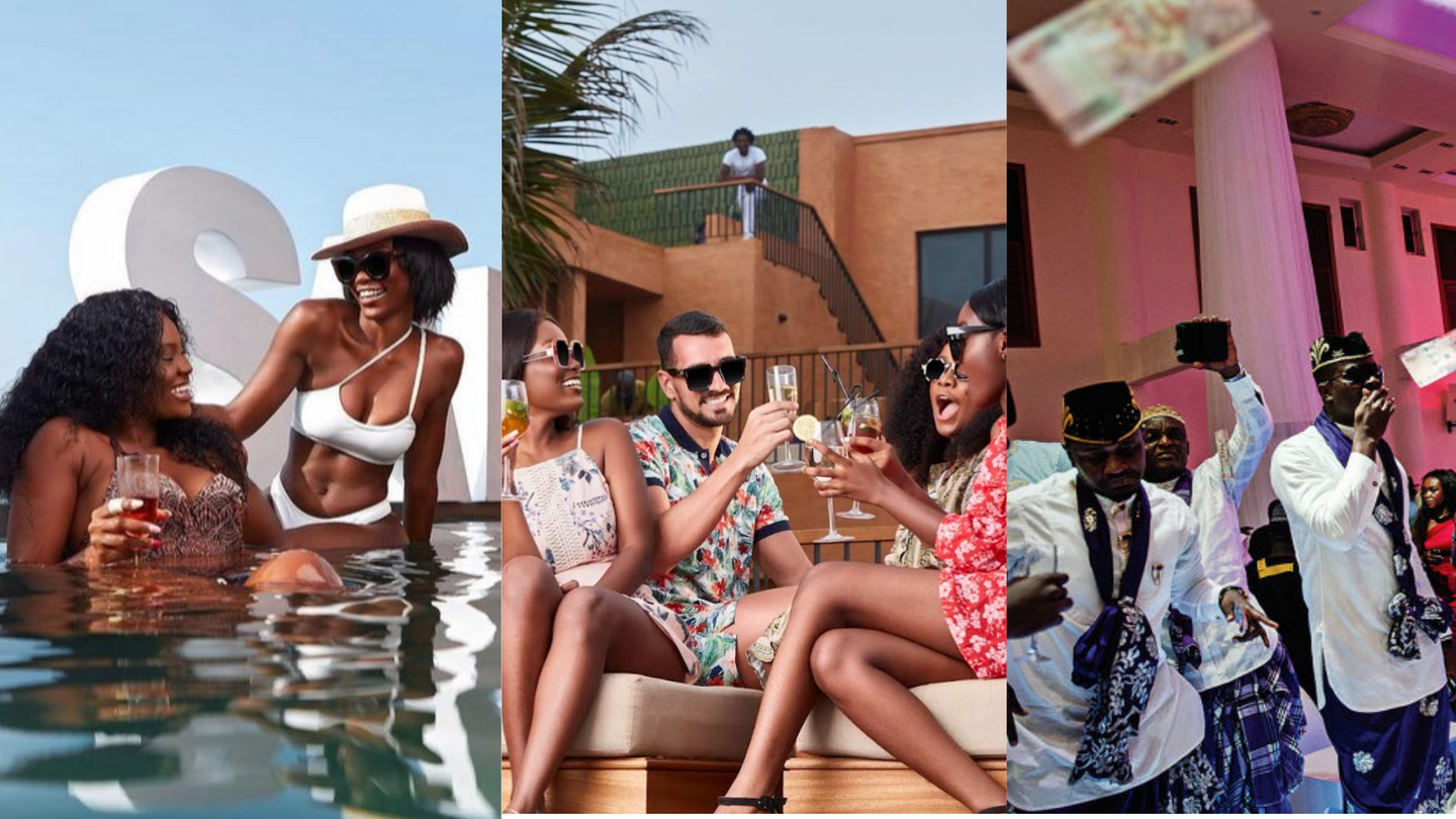 Resort Anywhere:  Lagos + Accra  (December 2021 Takeover)