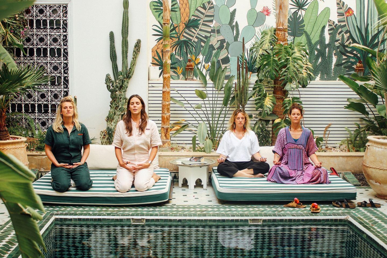 Lacuna Yoga Morocco Retreat