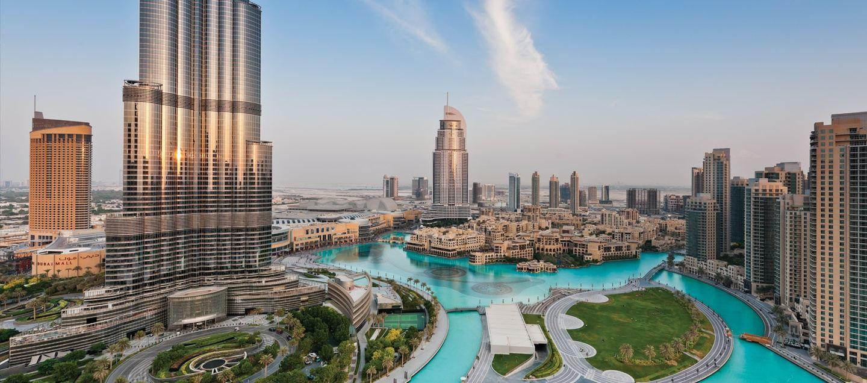 Dubai Classic From New York