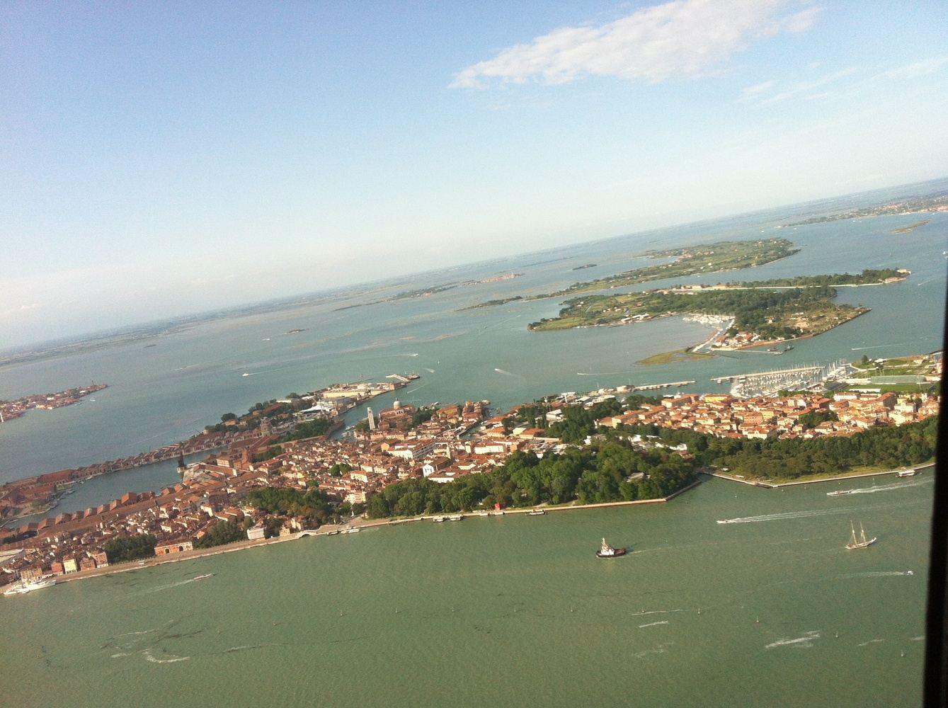 A journey beyond Venice