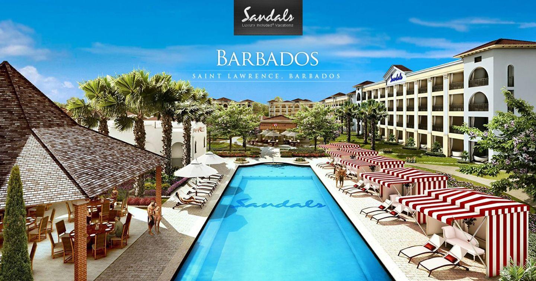 CaraSouls Couples Getaway - Sandals Barbados