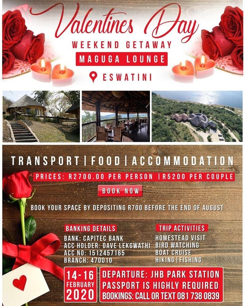 Valentine's Day Weekend Gateway