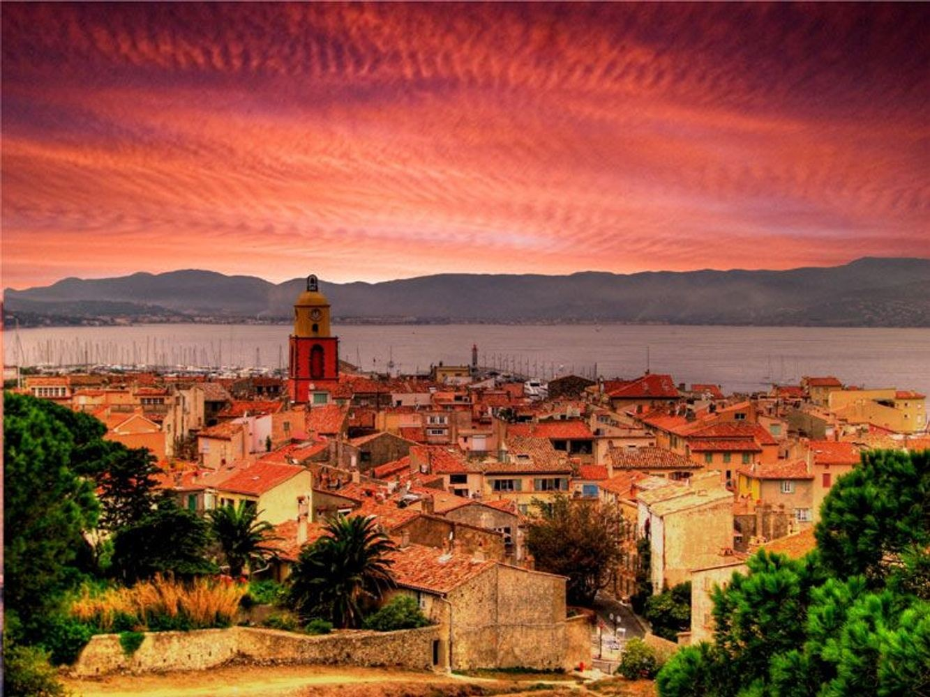 Grimaud, French Riviera Yoga and Meditation Retreat