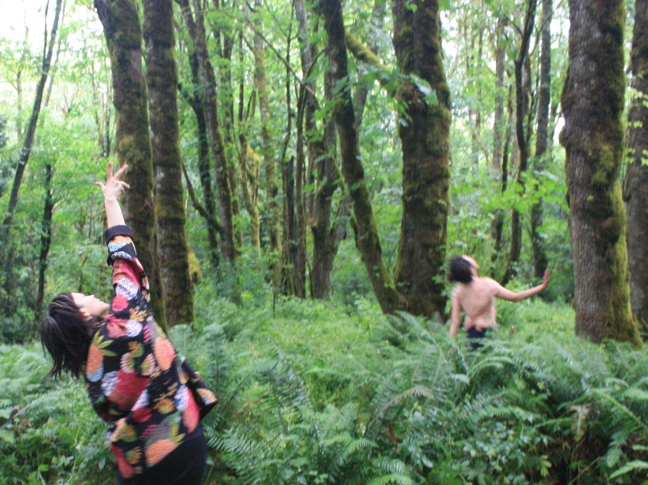 Rewilding: A Summer Retreat with Tahni Holt and Suniti Dernovsek