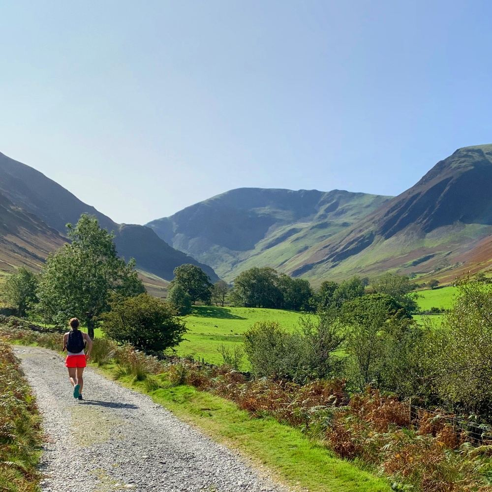 Mountain Trails: Crossing the Lake District