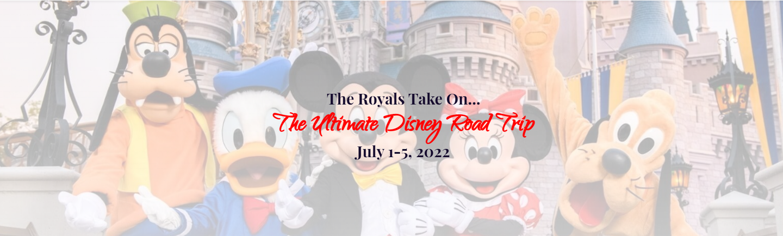 The Ultimate Disney Road Trip