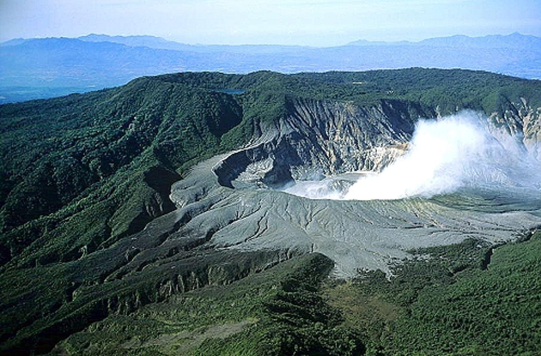 Poas Volcano and La Paz Waterfall