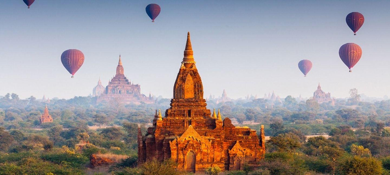 Haas Myanmar Trek