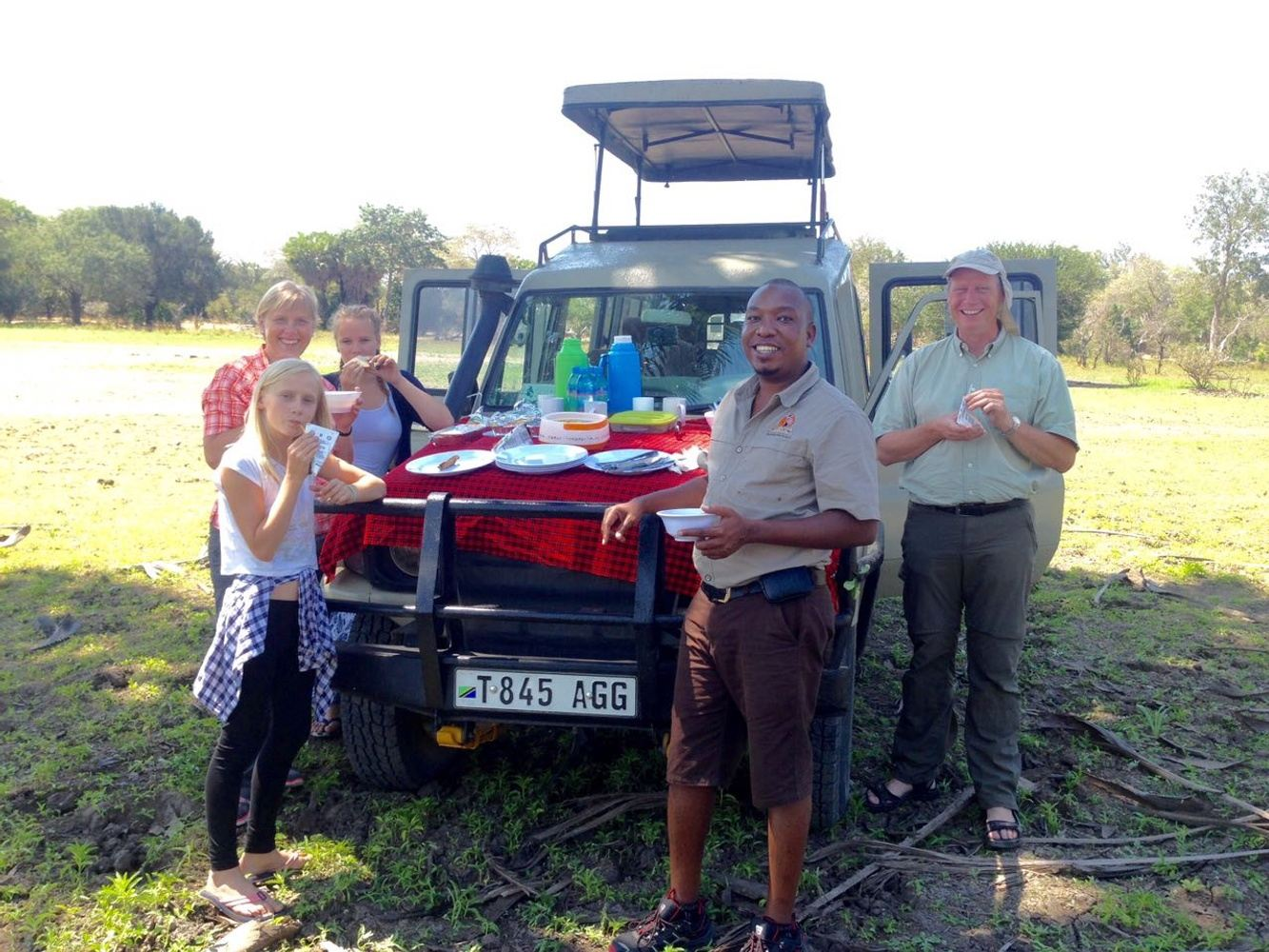 7 Day Big Five Tanzania Wildlife Safari