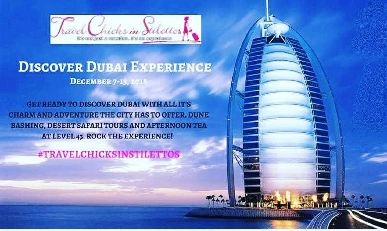 Discover Dubai 2018