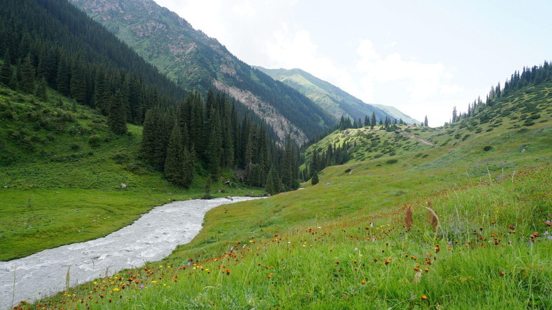 10 days Adventure in Kyrgyzstan