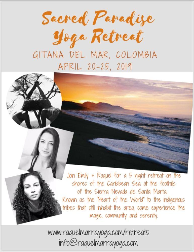 Colombia Yoga Retreat