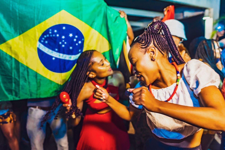 Obrigado goes to Bahia -Brazil