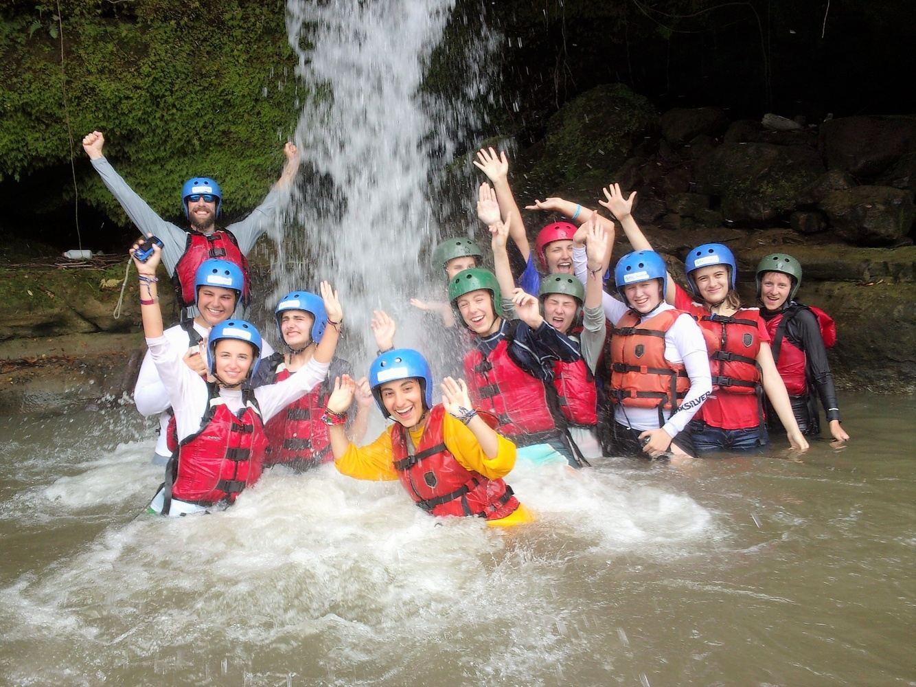 Rafting Long Run (Toachi & Blanco Rivers)