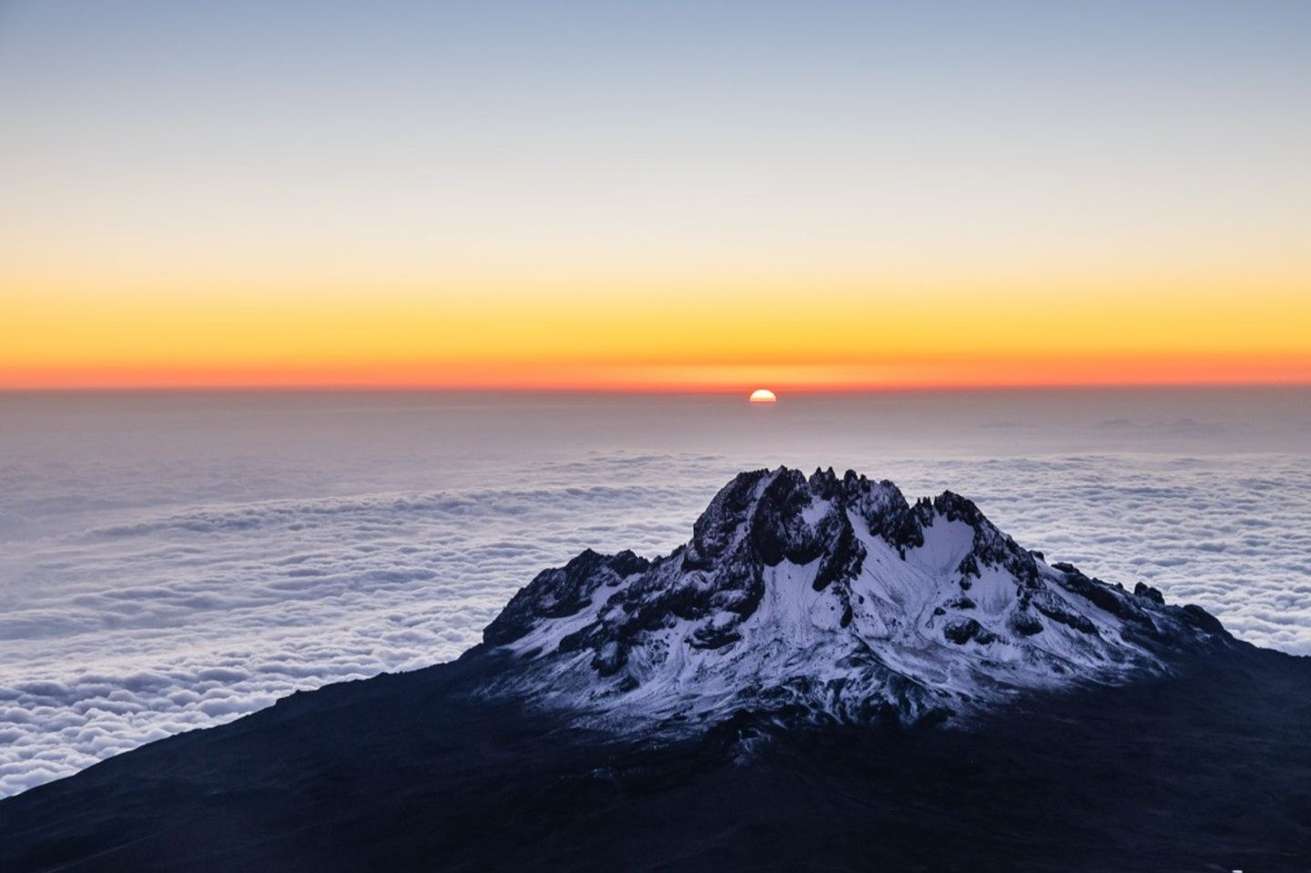 9 DAYS MOUNT KILIMANJARO CLIMB: MACHAME ROUTE