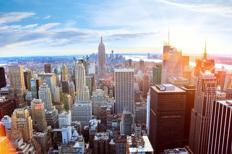 2021- New York City: The Big Apple