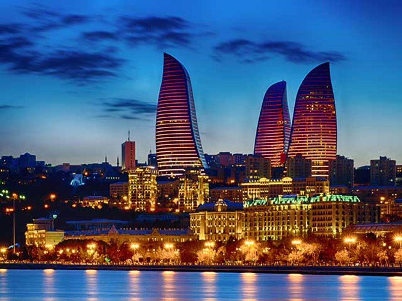 Azerbaijan Tour for 3 Nights 4 Days