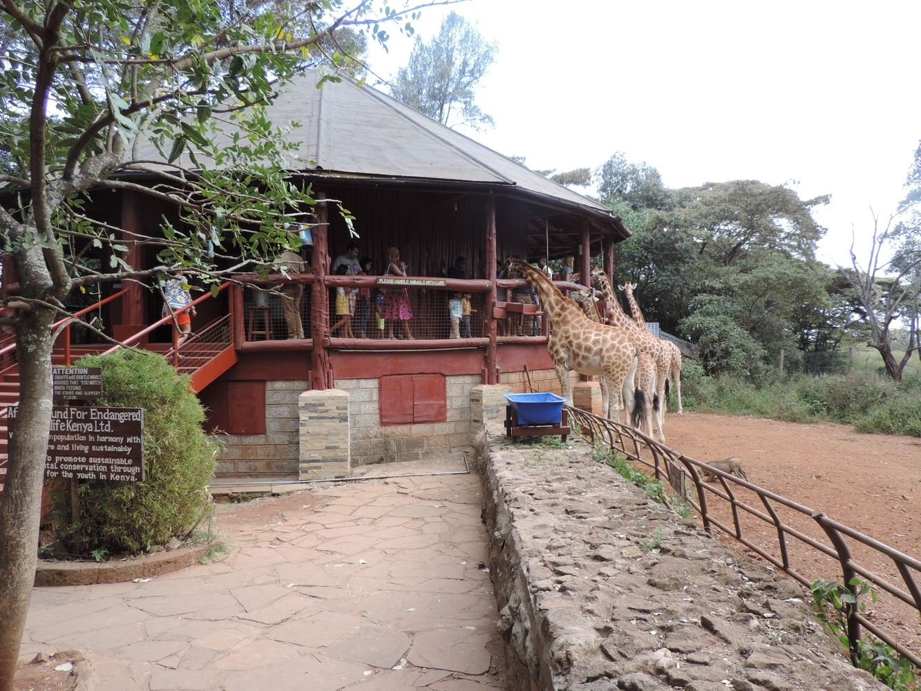 Nairobi City Deals & Tours.