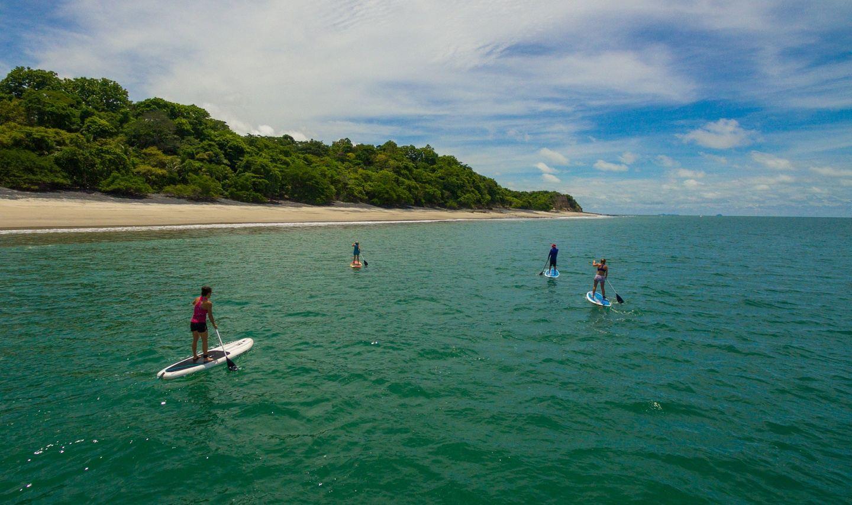 Tropical SUP Adventure and Yoga Retreat - NOV 2020