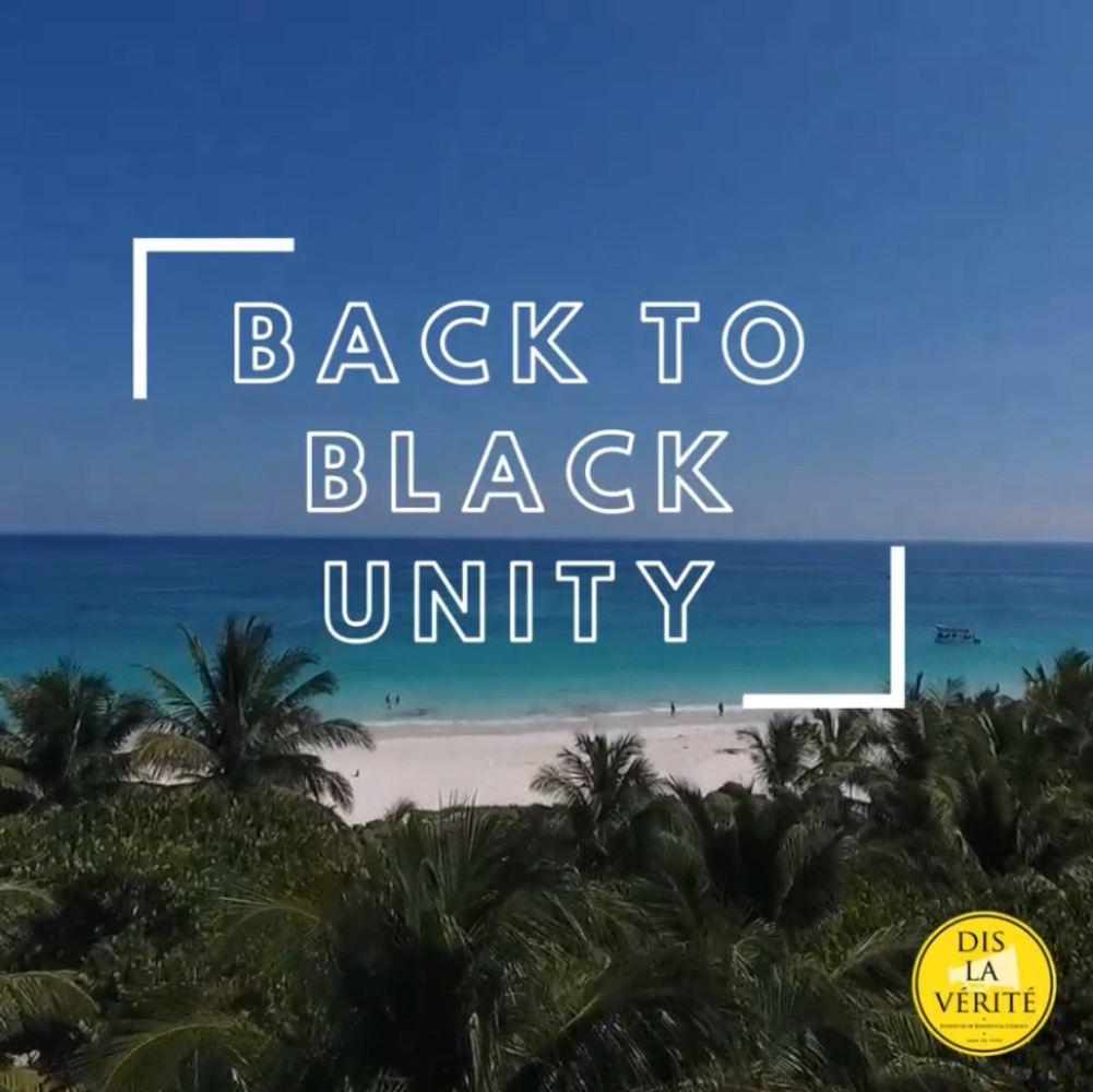 Back to Black Unity