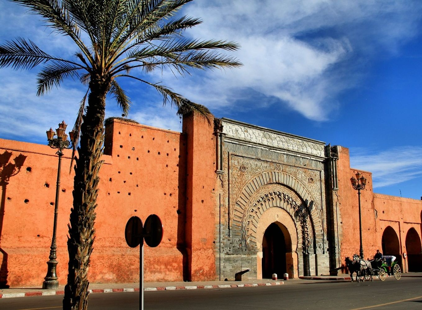 Marrakech Medina Walking Tour With official Local Guide
