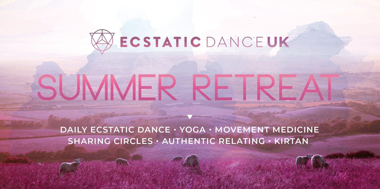 Ecstatic Dance August Retreat
