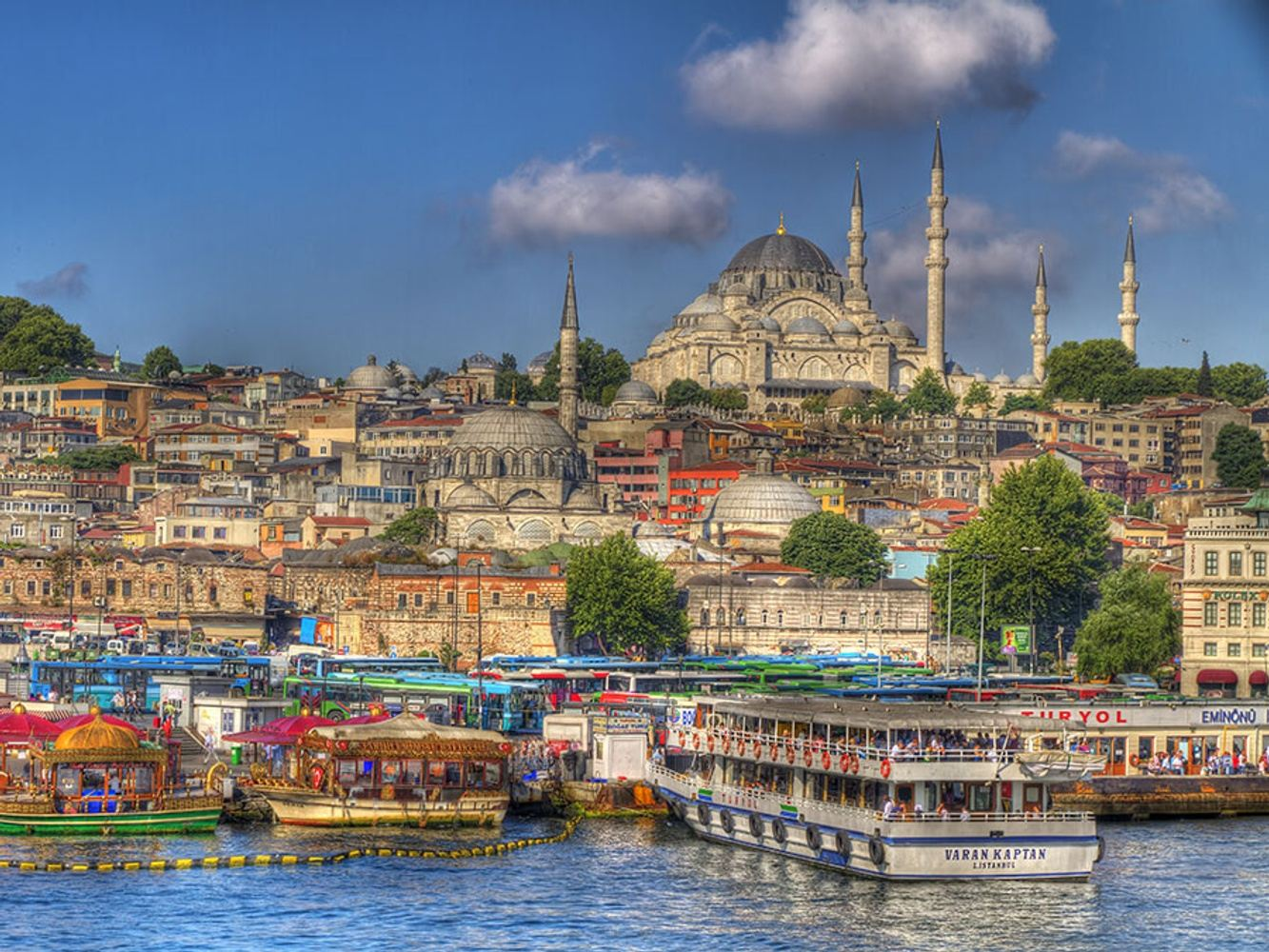 Istanbul Daily Old Town Tour