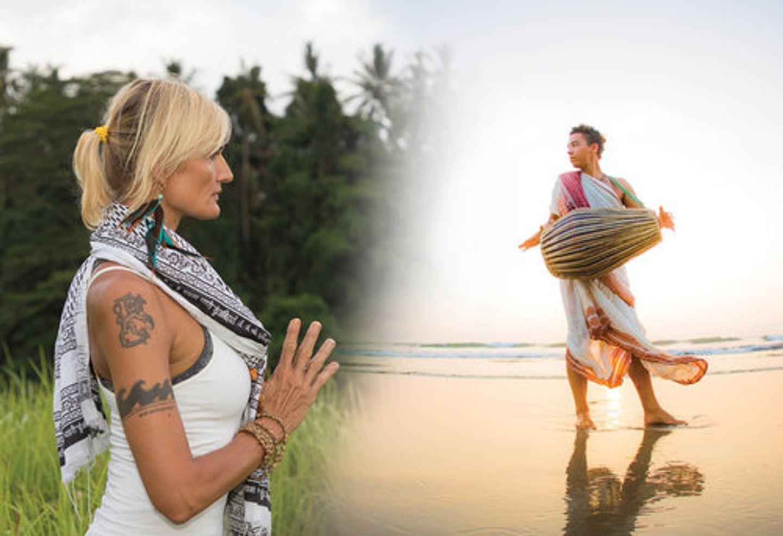 Nordic Summer of Bhakti, Yoga, Love w/ Sanna Devi and Vijay Krsna