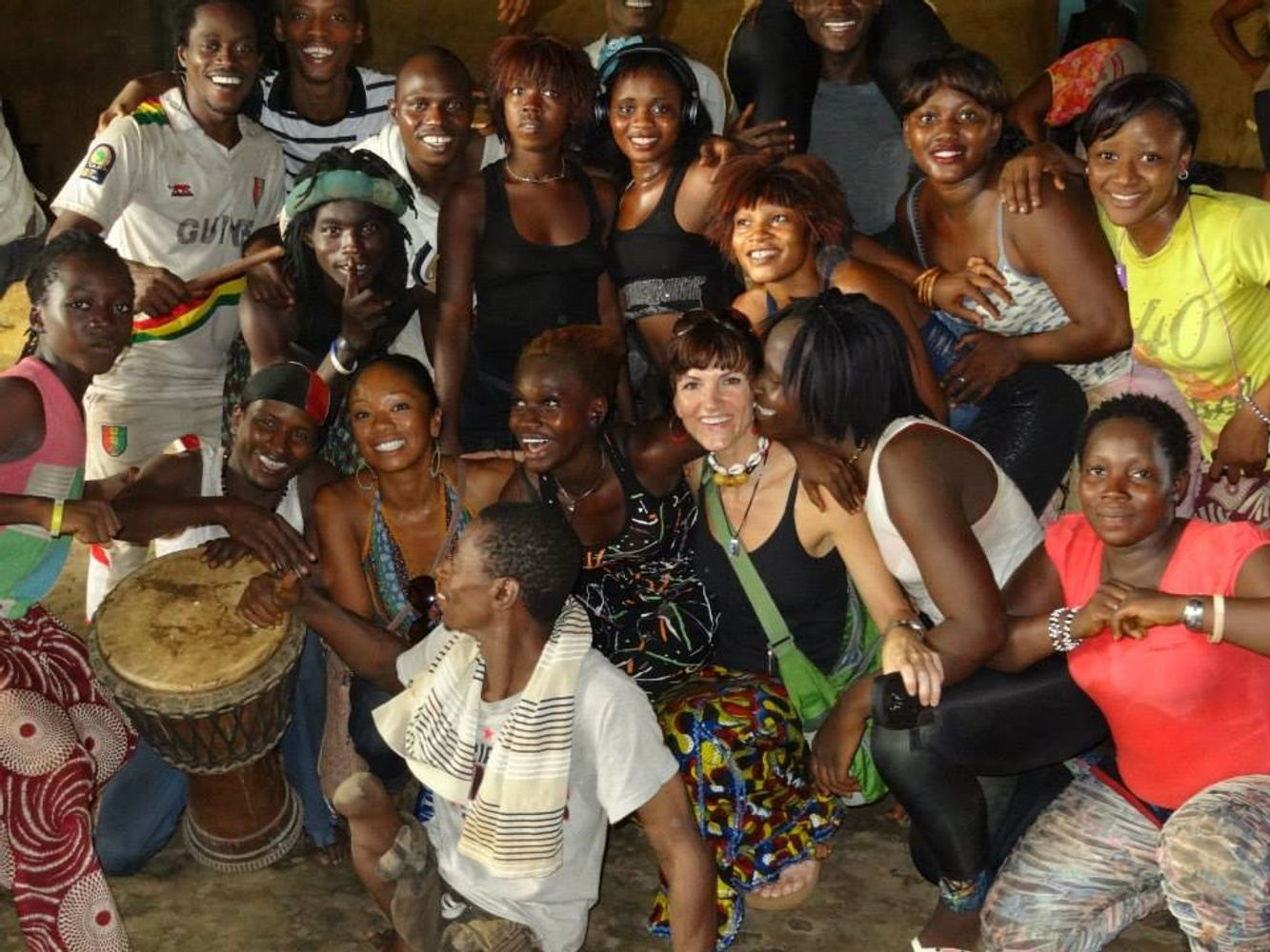 Discover Guinea - A Dance, Music and Culture Tour
