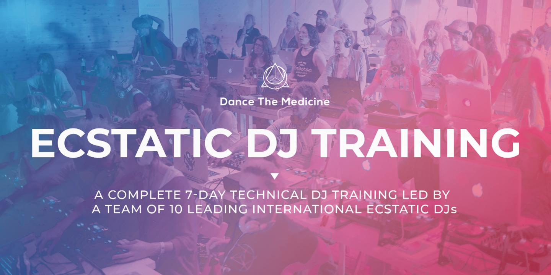 Ecstatic DJ Training May 4-10 2020 | Spain