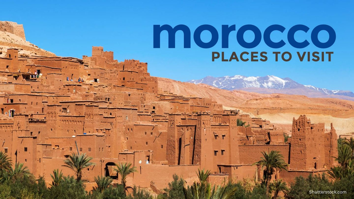 Majestic Morocco - Mable Jones Group