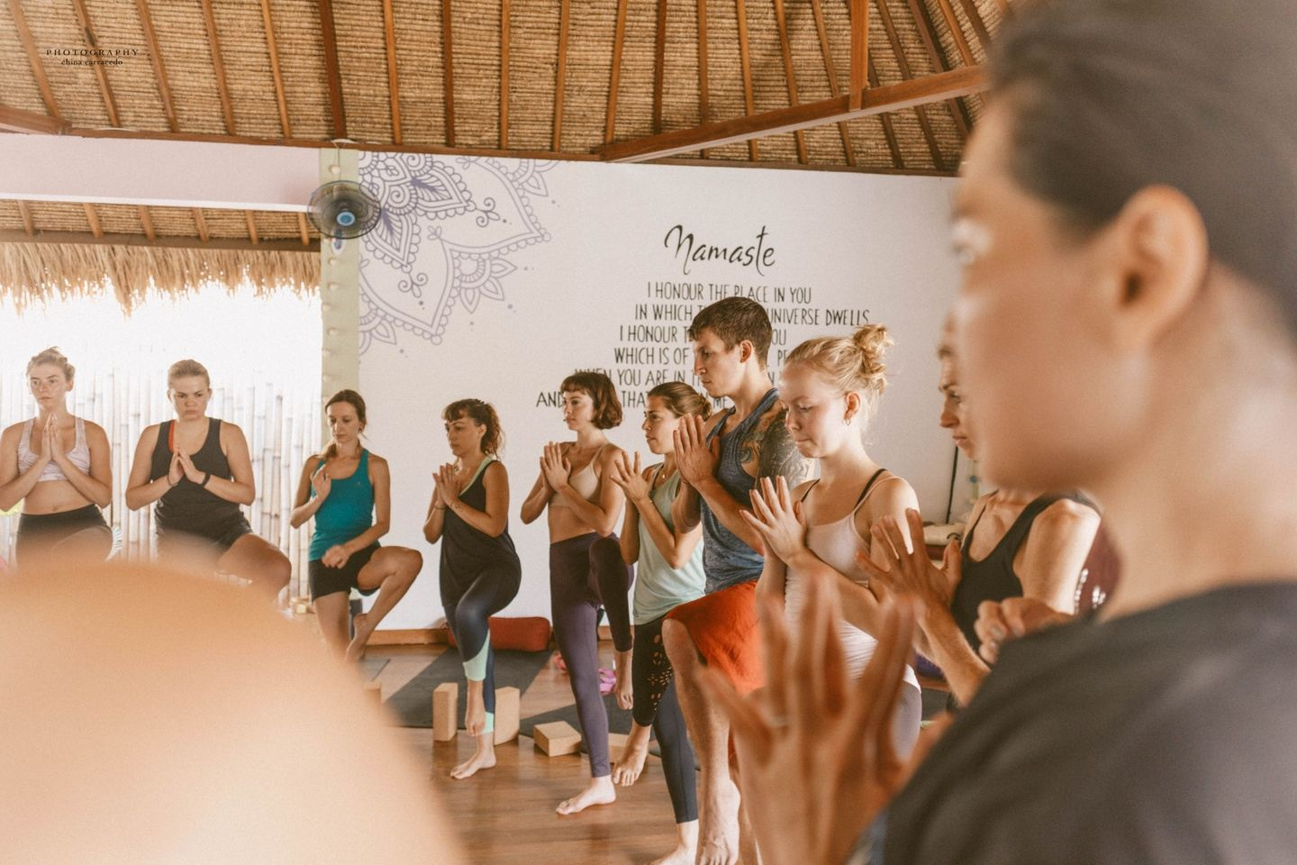 200 Hour Yoga Teacher Training in Hatha, Vinyasa & Yin in Canggu, Bali