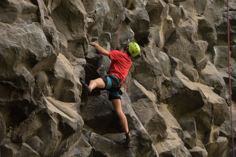 Rock Climbing Banos