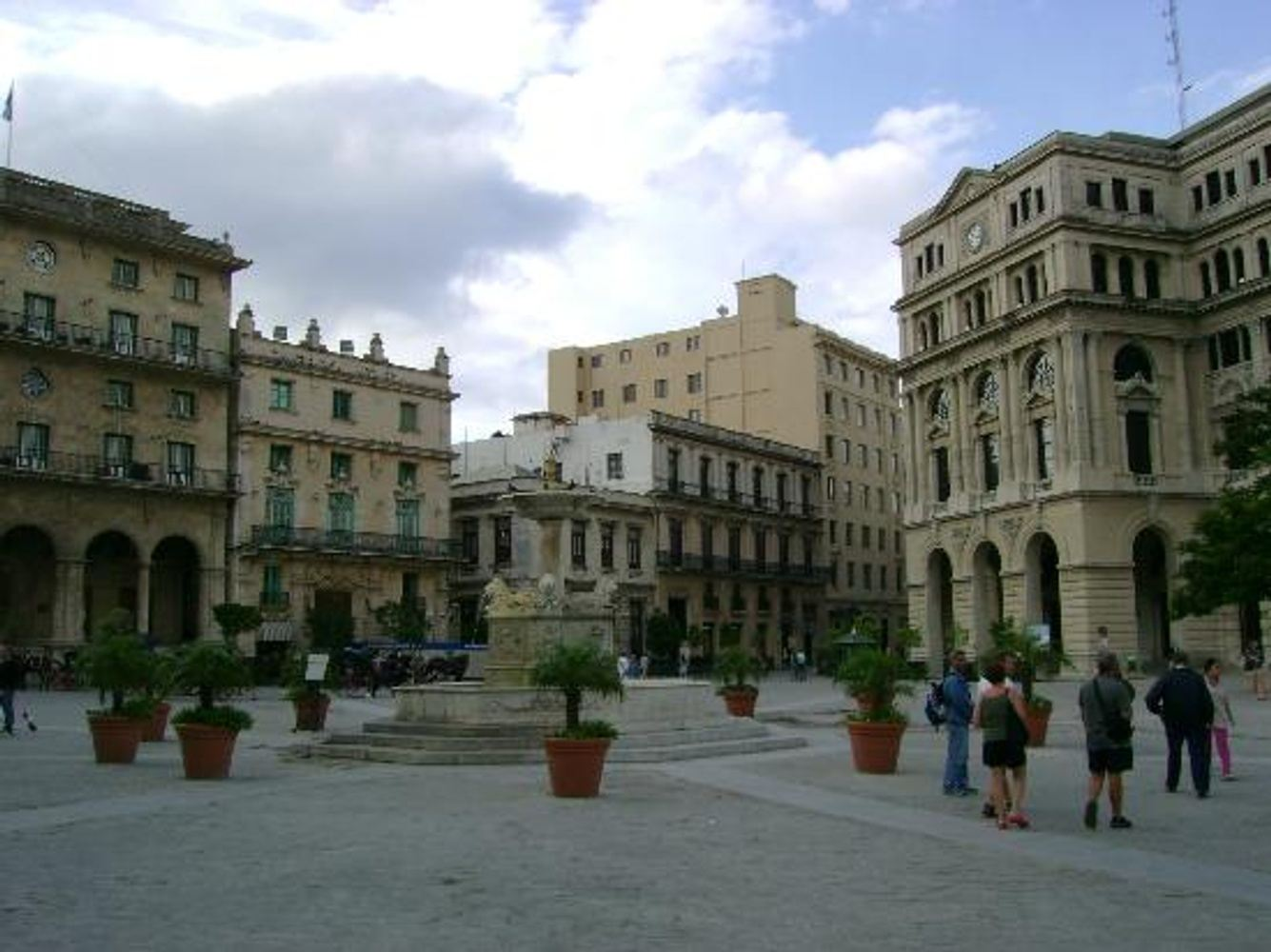 City tour Havana