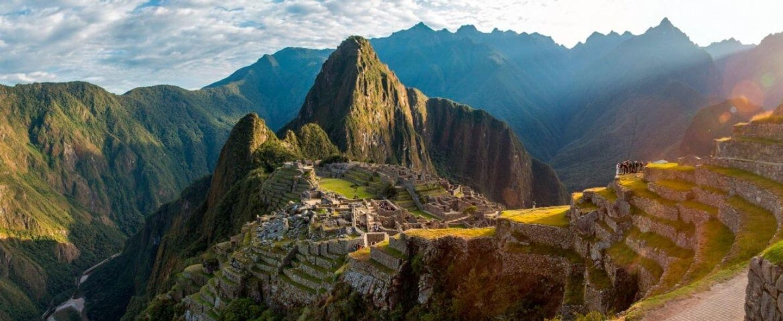 Machu Picchu y Kuelap
