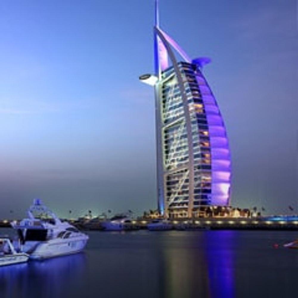 Dubai!