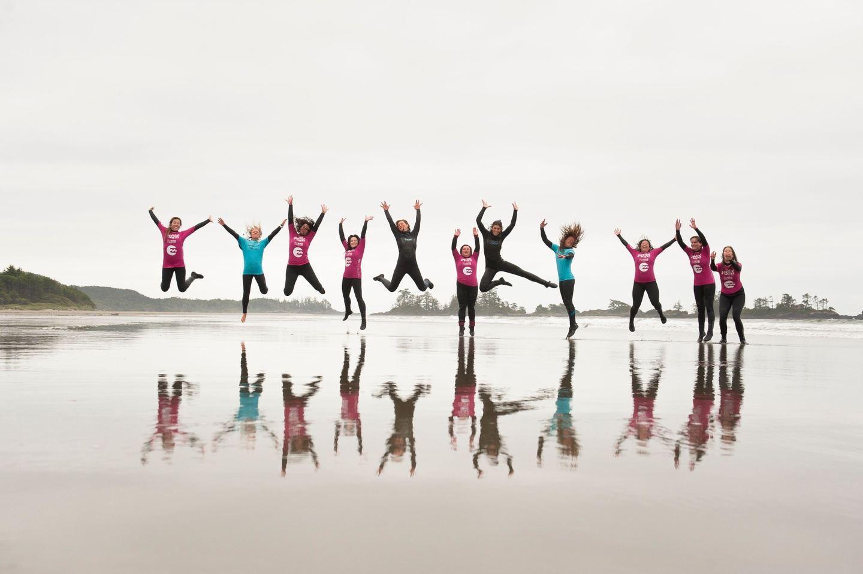 Tofino Yoga & Surf Retreat