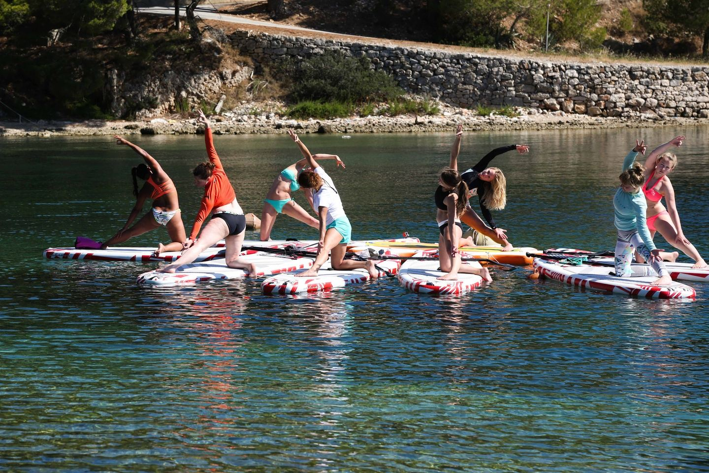 SUP Yoga Retreat  - May 30th - June 6th