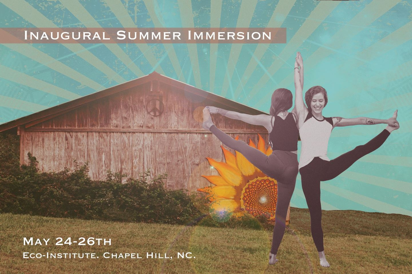 Inaugural Summer Intensive ~ with Lauren + Cici