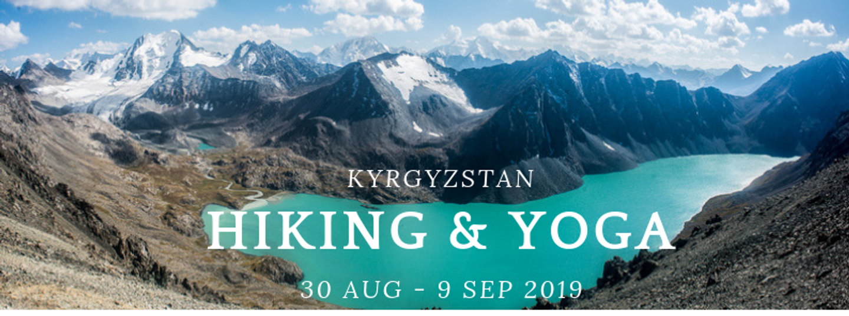 Kyrgyzstan Hiking & Yoga