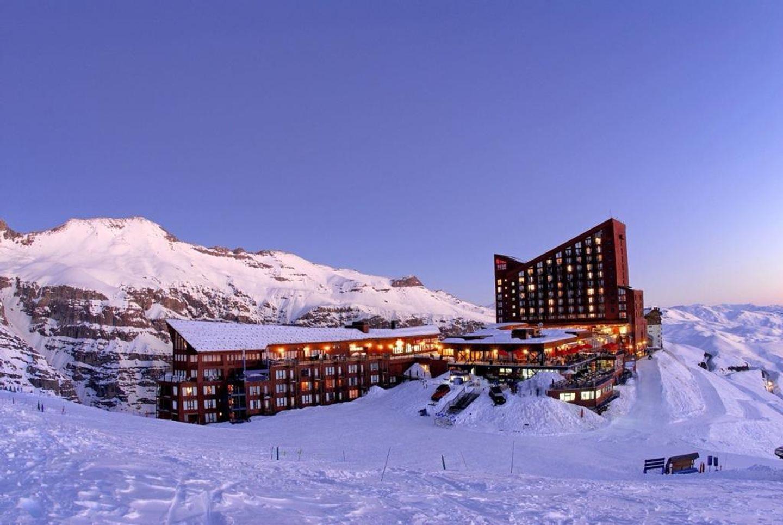 Valle Nevado / Farellones