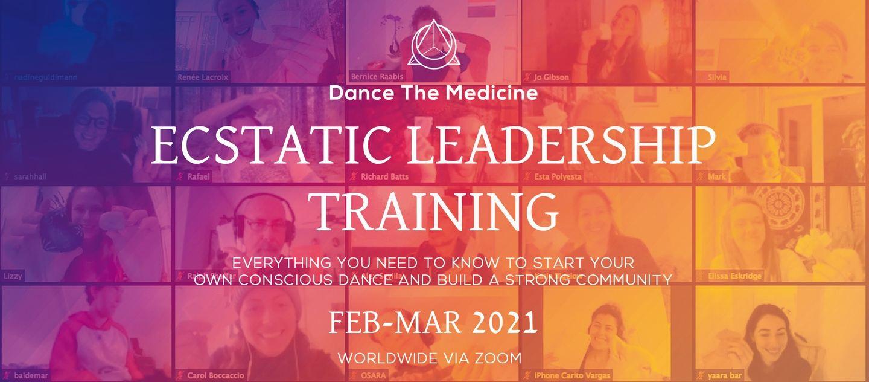 Ecstatic Leadership Training 2021