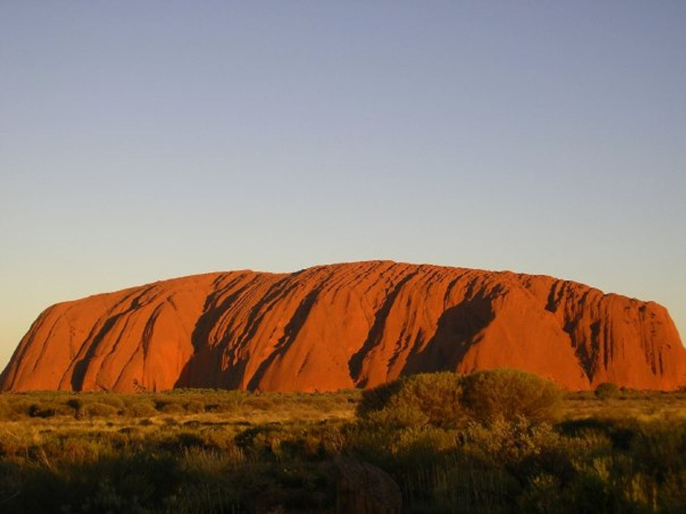 Spiritual Retreat Uluru Australia