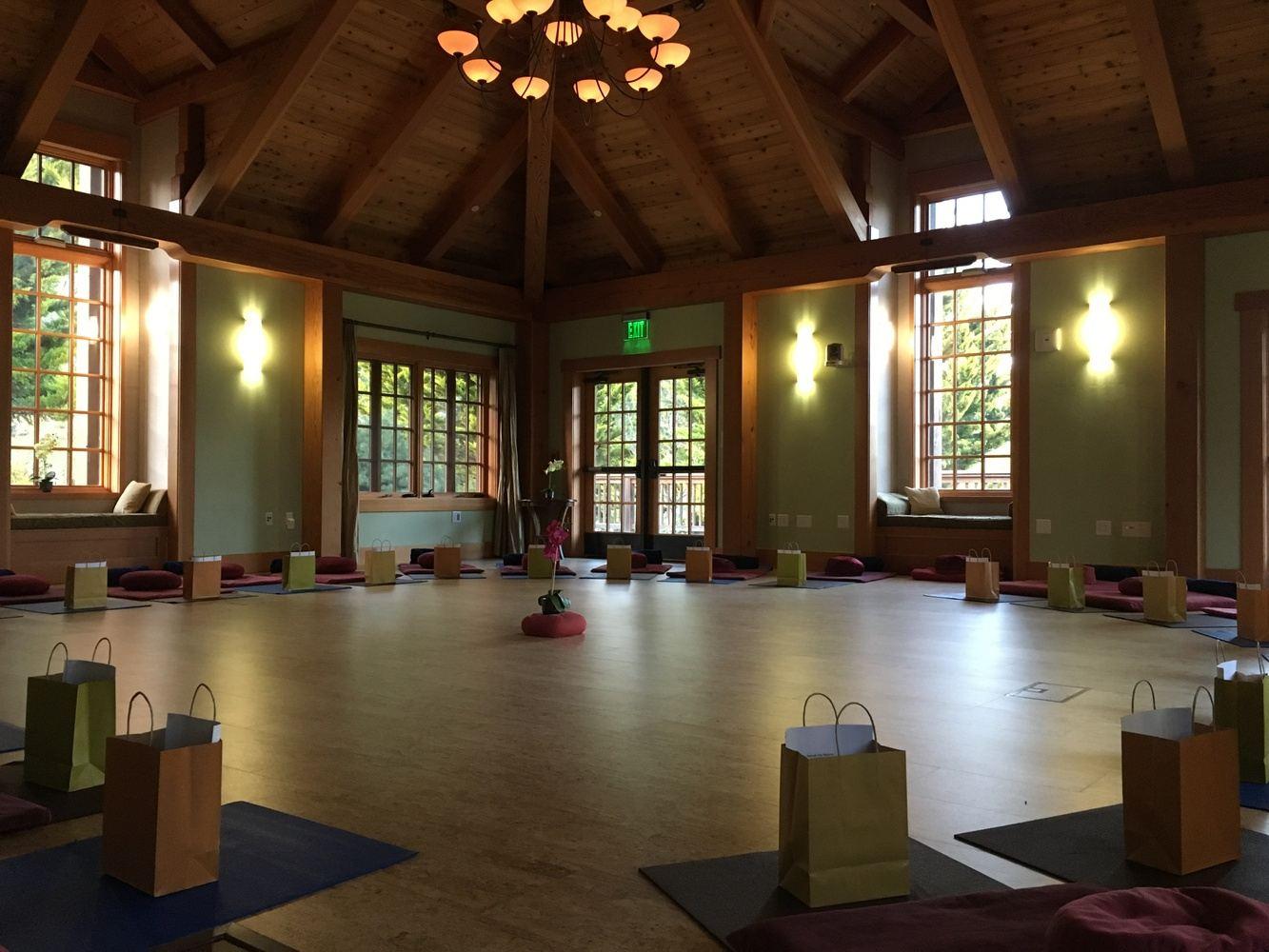 Be Here: The Mindful Yoga & Wellness Retreat
