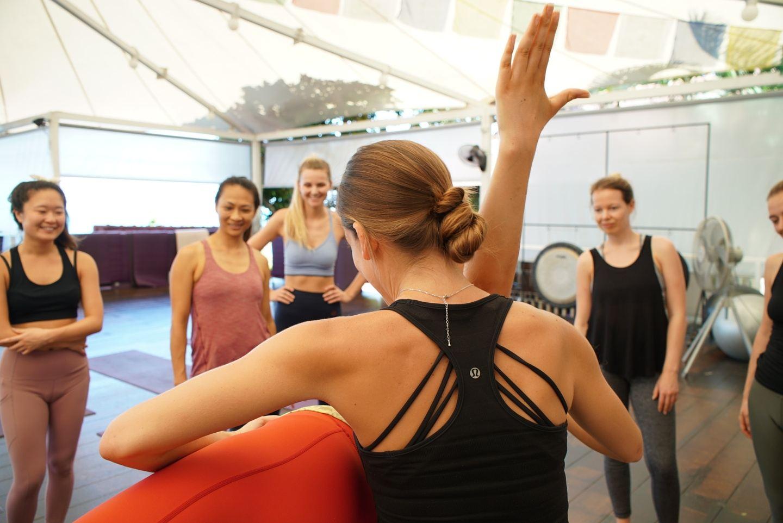 200 Hour Yoga Teacher Training In Hatha Vinyasa Yin In Thailand In Koh Samui Thailand