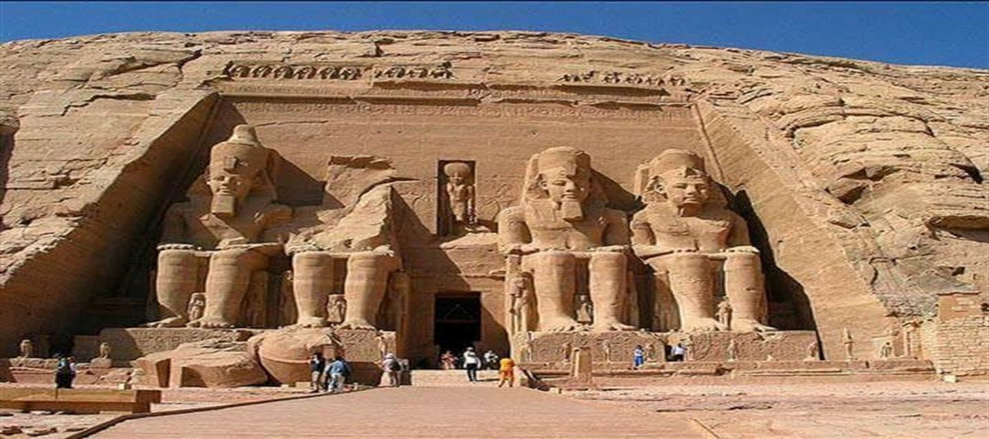 6 Days Abu Simbel Tour