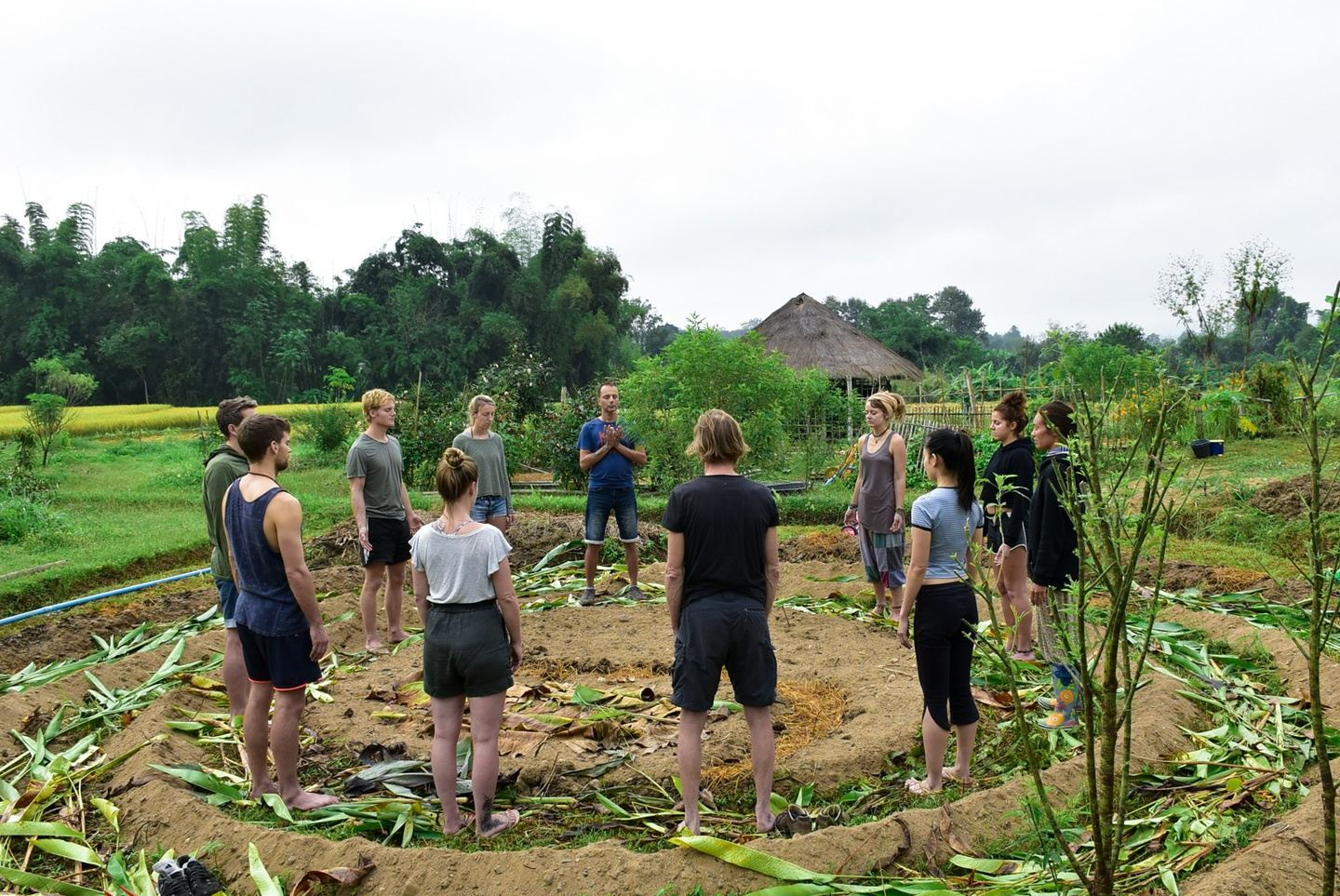 Permaculture & Self Sustainable 3 Days workshop